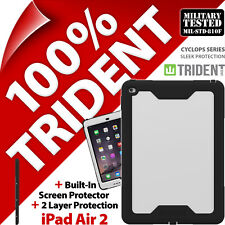Trident Cyclops Protective Case Rugged Shock Proof Cover for Apple iPad Air 2