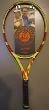 New 2019 Babolat Pure Aero Roland Garros Tennis Racquet Nadal Racket 4 3/8