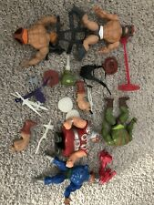 Masters Of The Universe Miscellaneous Accessories And Figurines Includes He Man