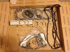 GENUINE NISSAN 200SX S13 CA18DET OEM Engine Gasket Kit engine rebuild