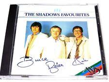 cd-album, The Shadows - Favourites, 16 Tracks, Australia