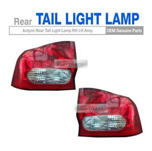 OEM Parts Rear Tail Light Lamp Assembly LH RH for SSANGYONG 2006 - 2011 Actyon
