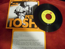 Peter Tosh - Pick myself up / I´m the toughest  + Product-facts  Top German  45