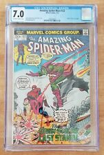 Amazing Spider-Man #122  Marvel 1973  CGC 7.0