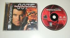 Tomorrow Never Dies COMPLETE GAME for Playstation PS1 PS2 system