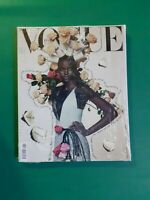 Nuovo New Vogue Italia Septiembre 2019 September Revista #829 Afc Akech Italy