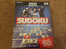 Sudoku Interactive DVD Game Classic Family Game Numbers Learn Party NEW