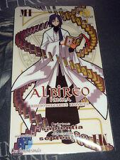 NEGIMA MAGISTER NEGI MAGI RARE PLASTIC PACTIO CARD ALBIREO IMMA *