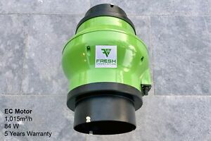 200mm Centrifugal Fans (AC and EC Motors)