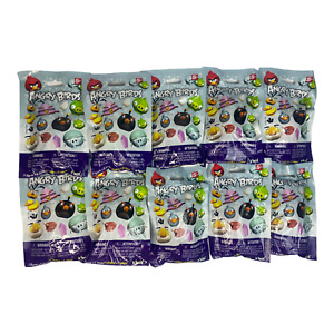 K'NEX Angry Birds Series 1 Mystery Pack Lot of 10 Packs