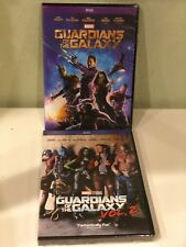 Guardians of the Galaxy Vol. 1 & 2 MARVEL AVENGERS MOVIE  BRAND NEW