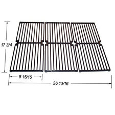 Brinkmann Gas Grill Cast Iron Porcelain coated Replacement Cooking Grid JGX103