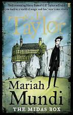 Mariah Mundi: The Midas Box by G. P. Taylor (Paperback) New Book