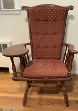 HEYWOOD WAKEFIELD MAPLE WINDSOR STYLE Writing Chair