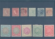 ANTIGUA MH/used early stamps 1890s (CV $125 EUR110)