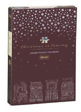 Gibsons Noël Est Nouvelle Calendrier Avent Puzzle (12 x 80 Pièces)