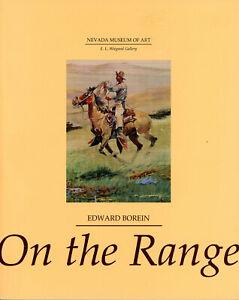 Edward Borein On the Range / 1999