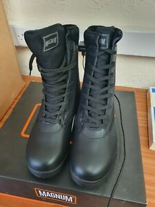 Magnum Boots Mens Classic Security Police Patrol Combat Footwear