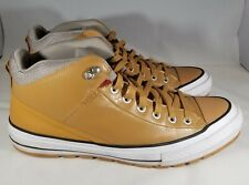 Converse All Star Sugar Brown Mid-High Men's Size 13M Faux Leather
