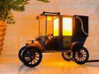 Vintage Coronet Tinplate Taxi Lamp Automobilia Kitsch
