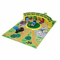 TOMY Tomica Thomas the Tank Engine 3D Engine Shed & Turntable Set