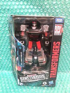 Transformers Generations Earthrise Bluestreak. New/Sealed. Deluxe WFC In Hand UK