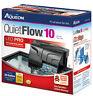 AQUEON QUIET FLOW 10 POWER FILTER FOR AQUARIUMS. 100 GPH.
