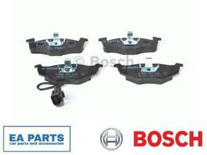 Brake Pad Set, disc brake for SKODA VW BOSCH 0 986 424 723