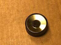 Nice Vintage McIntosh Brown & Gold Knob for C8 Preamplifier & others (Qty Avail)