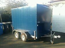 8'x6' Twin axle trailer