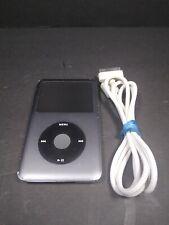 Apple MC297LL 160GB iPod classic MP3/MP4 Player  (Black, 7th Generation)