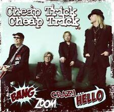 Bang Zoom Crazy Hello - Cheap Trick (2016, CD NEUF)