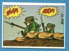 [GCG] STURMTRUPPEN - Corno 1977 - Figurina-Sticker - n. 236 -New