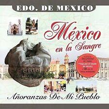 Los Llairas, Aroma, Los Askis Mexico En La Sangre Estado De Mexico CD New Sealed