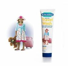 DR.BECKMANN CLOTHES LAUNDRY TRAVEL WASH LIQUID SOAP FOR CAMPING HOLIDAYS