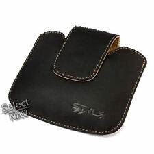 Leather Custodia TOMTOM ONE v2/v3 nuova edizione Esplora versione 2 e 3 NUOVO con confezione