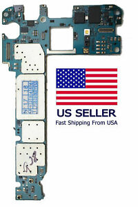 UNLOCKED Original Samsung Galaxy S6 G920T Motherboard Logic 32GB Clean IEMI