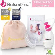 NatureBond NB001 Manual Breast Pump