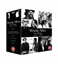 Woody Allen Six Films - 1971-1978 Blu-Ray Arrow Academy RARE OOP