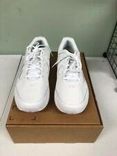 Reebok Men's Walk Ultra 6 DMX MAX 4E Sneaker Size 12 X-Wide BS9539 White