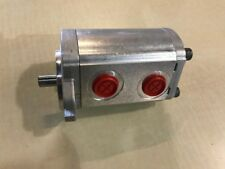 toro dingo hydraulic tandem gear pump for some wheeled dingos pn 98-4702