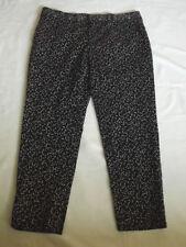 Slim Fit Mid Rise 28L Trousers for Men