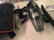 Car Vacuum Cleaner Portable Black 12V 5 in 1 Multifunctional Cyclonic