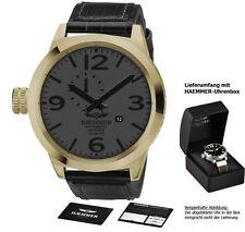 HAEMMER Detroit HM-12 Men's Watch Mechanica Limited Edition (1 31/32in Case)