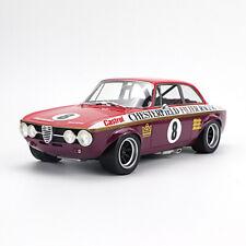 ACE Model 1:18 Alfa Romeo 1750 GTAM race Car #8 Handcrafted High Quality Model