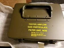M39 Gas-Particulate Filter Unit AirflowTester  (NEW)