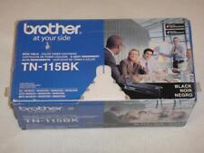 Genuine Brother TN-115BK Black Toner Cartridge HL-4040CN, DCP-9040CN Open Box