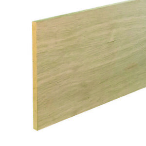 Oak Stair String Cladding Cover 10x300x3000mm