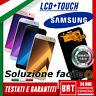 LCD +Touch Screen Samsung Galaxy A5 2017 SM-A520F A520 display Schermo Vetro