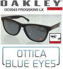 Occhiali da Sole OAKLEY FROGSKINS LX OO2043 CUSTOM POLARIZED SUNGLASSES